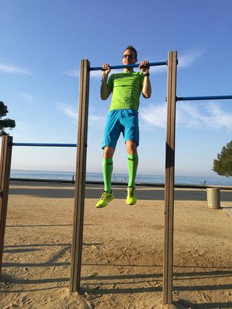 Natify - Fitnesstraining im Freien