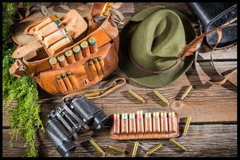 Jagdausrüstung Stullich