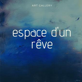 Carole Bécam - Artiste peintre - Série Le subtil aléatoire