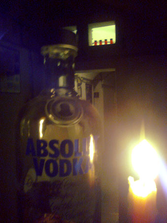 Vodka nel bunker - Alto Adige Valdaora al Plan de Corones