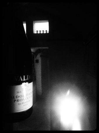 Champagner e Prosecco nel Bunker n°8 - Italia Trentino Alto Adige Val Pusteria Valdaora al Plan de Corones