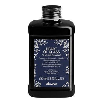 Davines Heart of Glass Silkening Shampoo Blondpflegeshampoo