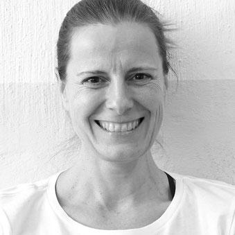 Tristhana Yogalehrerin Gwen Rospars