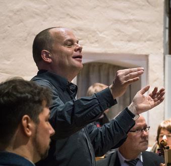 Landeskirchenmusikdirektor Matthias Pfund