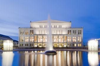 Oper Leipzig Lucia di Lammermoor Katharina Thalbach Gruppen Gruppenreisen