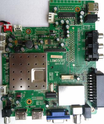 Tv bbk led2452fdtg firmware download