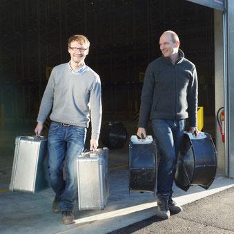 Team bautherm Köln Zertifizierte Prüfer der Luftdichtheit im Bauwesen