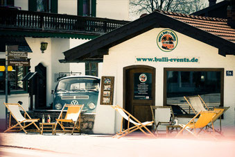 Bulli Events Showroom in Schliersee