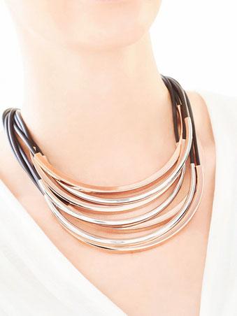 Elixa, colliers, bijoux