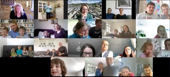 Workshop Online Firma Teamevent Zaubern lernen