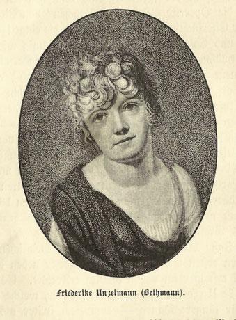 Friederike Bethmann-Unzelmann (1760–1815)