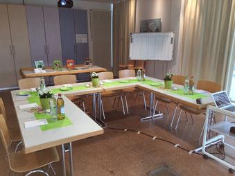 RAUMSINNE Workshops - Kompakte Theorie und Praxis