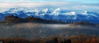 Photo piste ski mis en ligne par gite-oloron.com