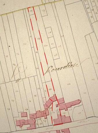 Archives départementales des Yvelines, Cadastre napoléonien de 1818, Auteuil, 3P 2/60/09