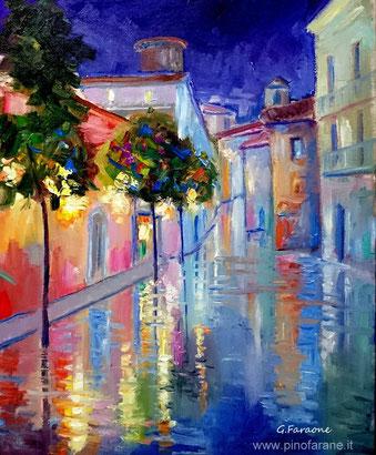 Picerno glimpse oil by Giuseppe Faraone
