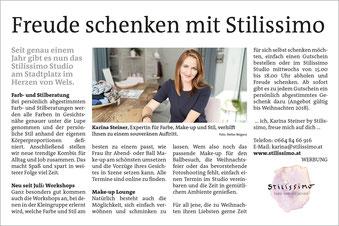 Zeitungsartikel / Rundschau