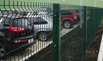 Fensys 3d забор из сварной сетки