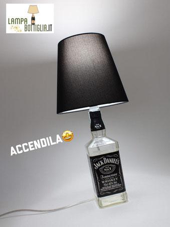 LAMPADA BOTTIGLIA JACK DANIELS