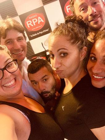 Les Z'emmerdeurs sur Radio RPA