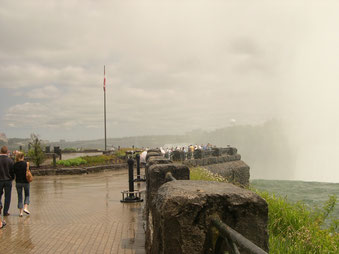 Table Rock - The Niagara Falls