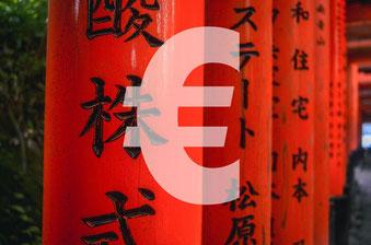 Route und Kosten Japan