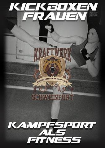 Kickboxen Frauen Schweinfurt