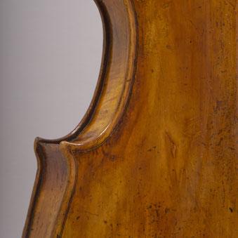 Beispiel für unsere professionellen Instrumenten-Fotos