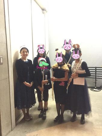 埼玉県草加市フルート教室