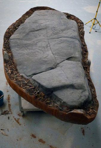 Petroglifo de Poio