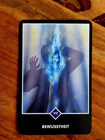 Bewusstheit entsteht, wenn der Schleier Deiner Unbewusstheit sich auflöst.
