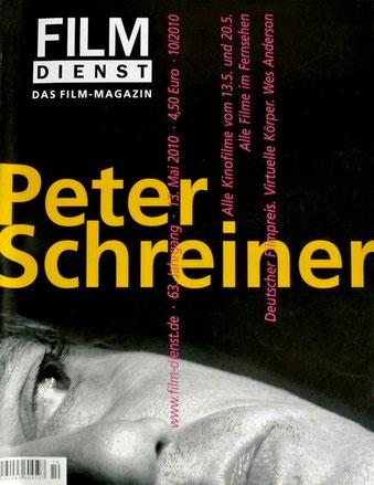 Peter Schreiner echtzeitfilm