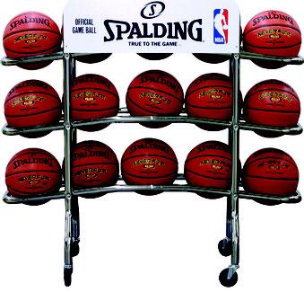 Ball Truck, Ballwagen, Spalding Training Zubehör