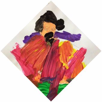 galería de dibujo y pintura infantil