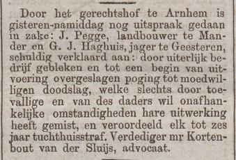 De Tijd : godsdienstig-staatkundig dagblad 23-05-1881