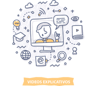 icono videos explicativos animados