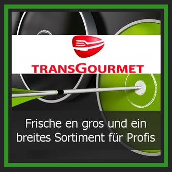 Einkauf Lieferant Logo Transgourmet