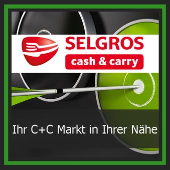 Einkauf Lieferant Logo Selgros