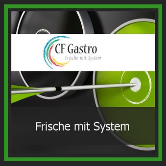 Einkauf Lieferant Logo CF Gastro