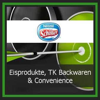 Einkauf Lieferant Logo Schöller