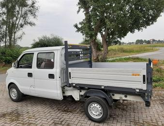 Transporter Kipper - Heck bzw. drei Seiten
