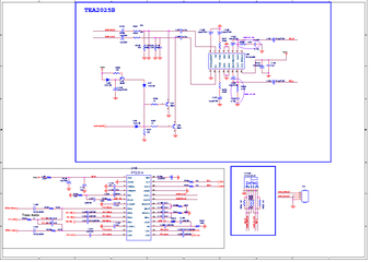 Supra TV circuit board diagrams, schematics, PDF service
