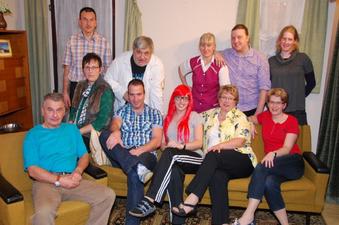 Theatergruppe 2014