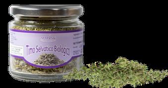 Bio Produkte aus Sizilien, Bio Gewürze Thymian, Produkte aus Italien Bio