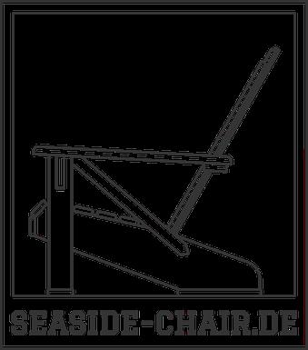 Logo Seaside-Chair Sessel Garten bequem nachhaltig hochwertig ästhetisch