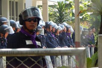 タイ警察、