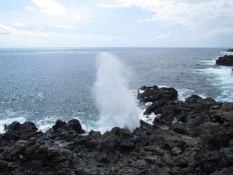 Souffleurs, La Réunion
