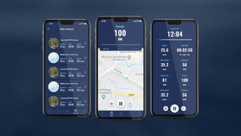 RIDE CONTROL APP GIANT BICYCLES