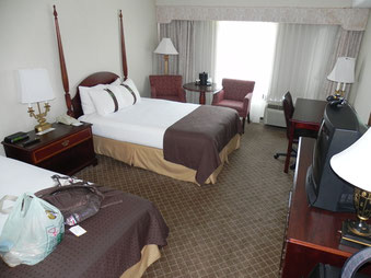 Hotel : Holiday Inn Philadelphia-Historic District
