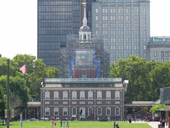Independence Hall - Philadelphia