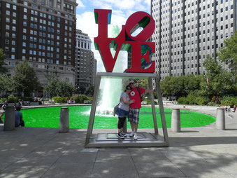 Love Park (JFK Plaza)